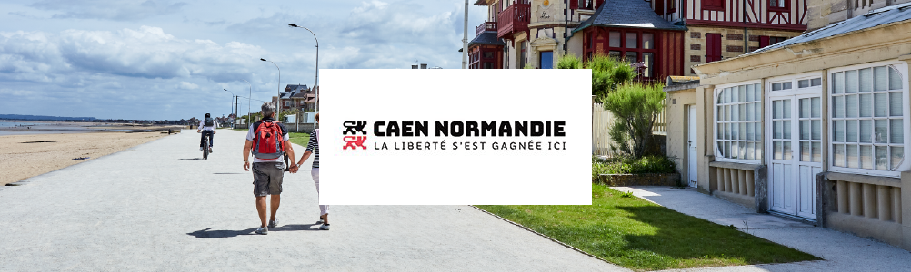 FRANCE : CAMPAGNE DéCOUVERTE - CAEN LA MER