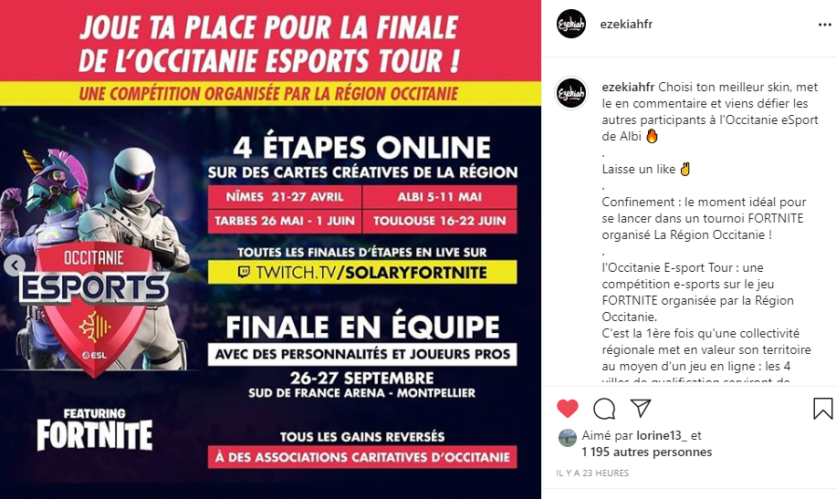 #OES202 Annonce qualification :  Albi