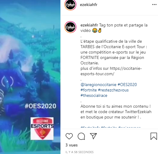 #OES202 ANNONCE QUALIFICATION : TARBES