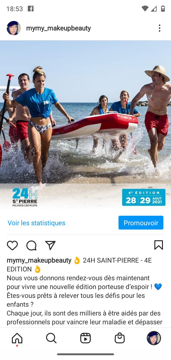 Lancement de l'évènement 24h Saint Pierre