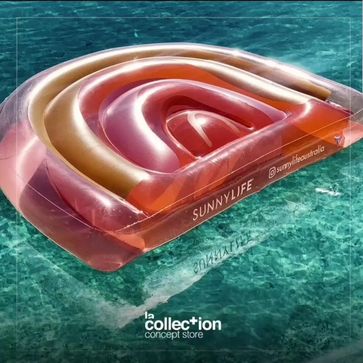 """Promotion de la collection de produits """"Summer Vibes"""" pour le concept store La Collection"""